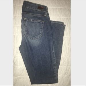 Paige Jeans torn, distressed jeans